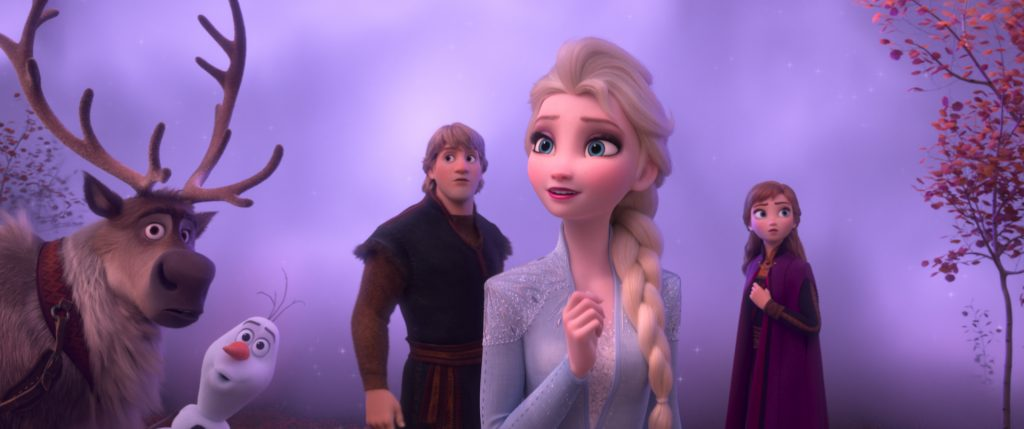 Frozen 2 takes us into the unknown