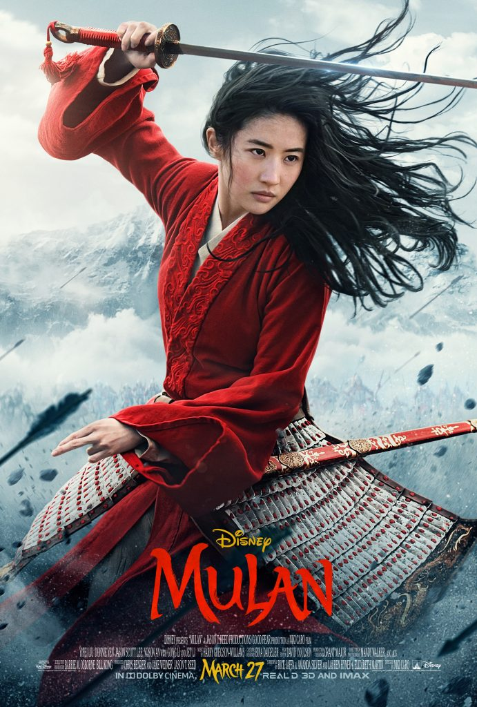 Mulan 2020 changes the PG film to a PG-13 war epic