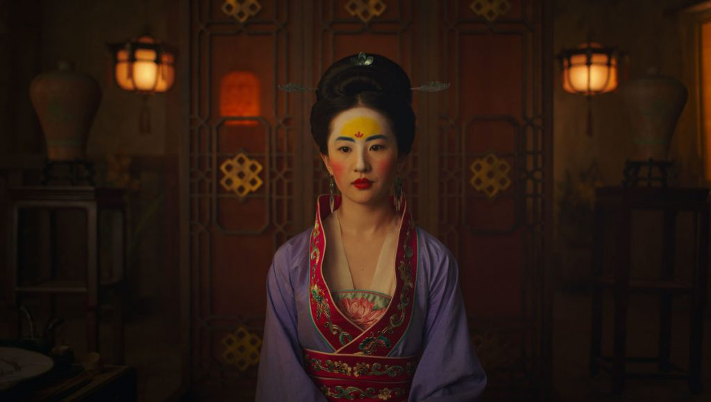 Mulan 2020 changes quite a few things but many are the same too
